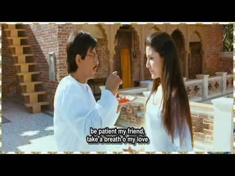 HAULE HAULE - ENG SUBS - RAB NE BANA DI JODI - FULL SONG - *HQ* & *HD* ( BLUE RAY )