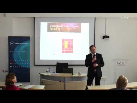 EU Centre - ESSEC Economic & Business Potential of Muslim Populations in Europe by C. Nestorovic