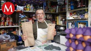 Bolsas de plástico de un solo uso pasarán a la historia