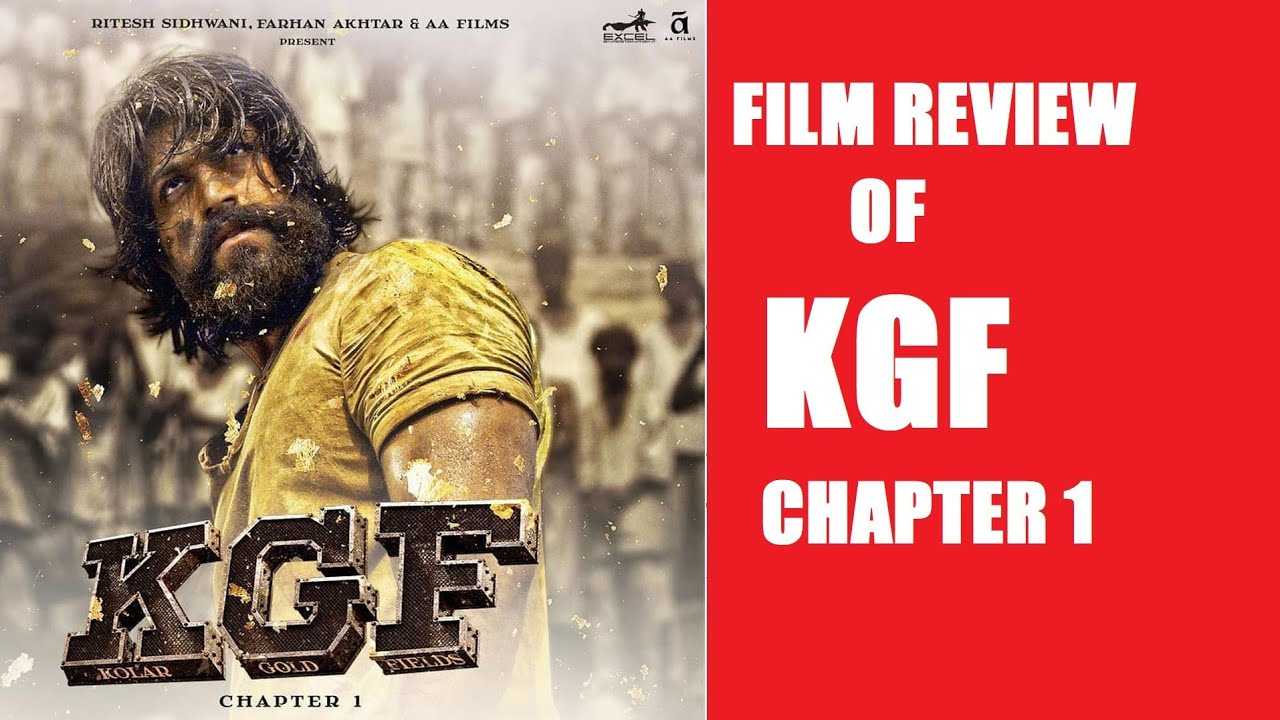 The Review Show 006 Movie Review Kgf Hindi Version Youtube