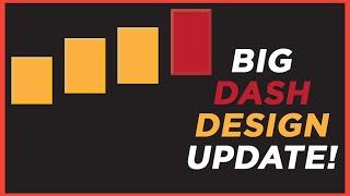 homepage tile video photo for NEW Update for DashDesign v2.2!
