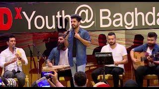 Arabic singing | Anghami Band | TEDxYouth@Baghdad