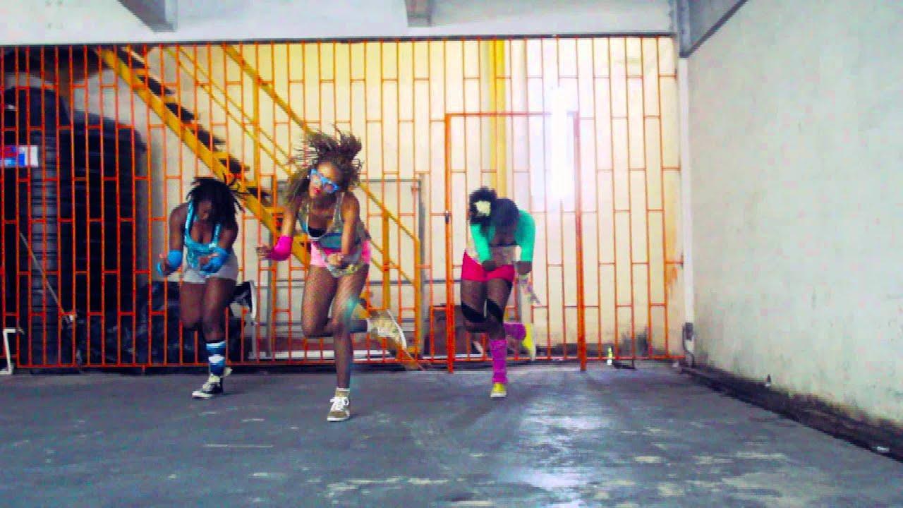 Célèbre Femme Hip-Hop Dance Class Promo - YouTube AI98