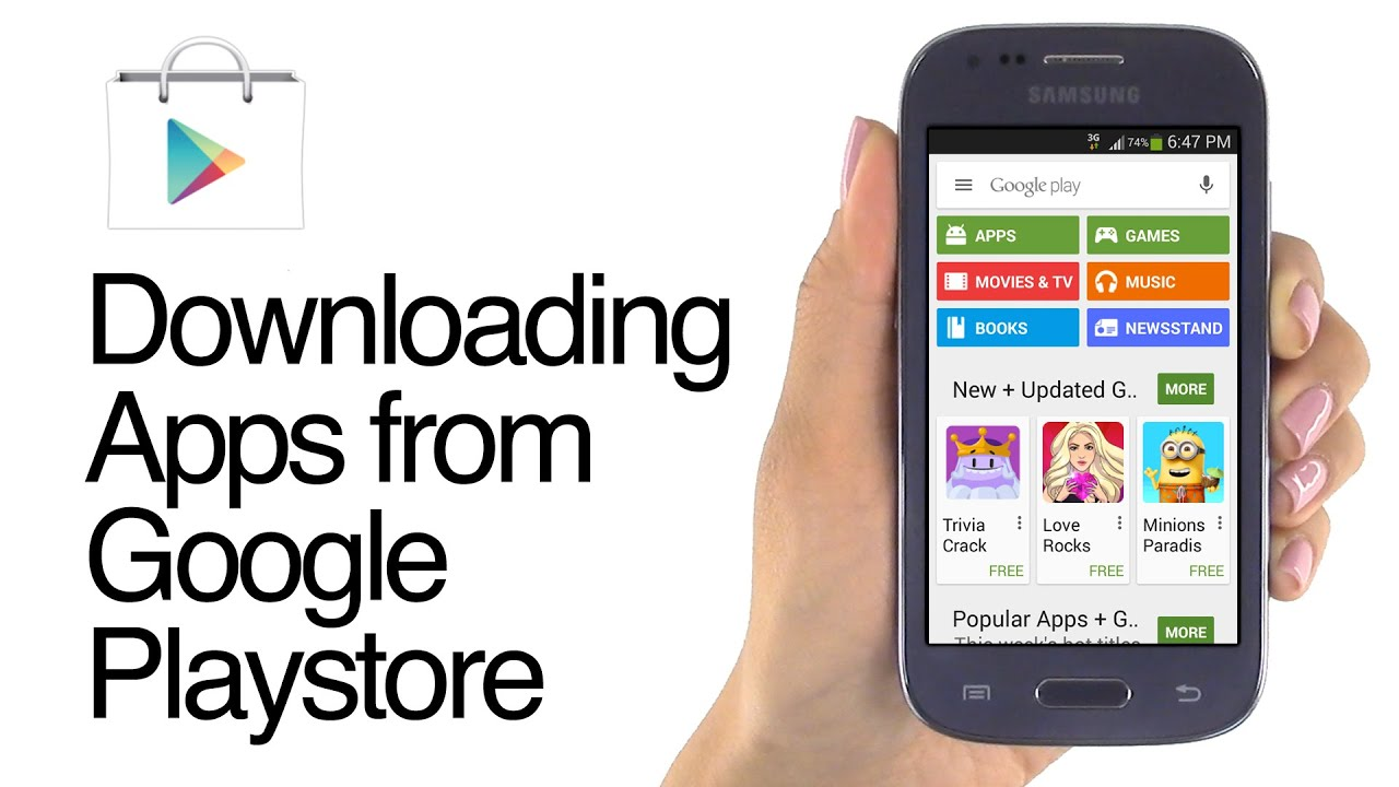 How to Download Apps on the Jitterbug Touch3 Smartphone ...