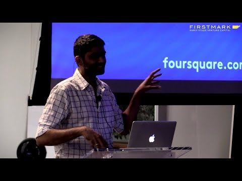 Clustering Using DBSCAN // Rahul Maddimsetty, Foursquare [FirstMark's Code Driven]