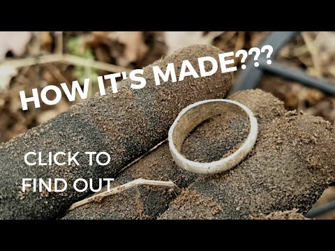 WW2 soldier Make Rings out of Coins