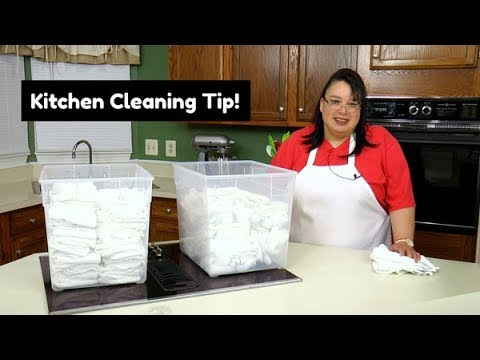kitchen-cleaning-&-organization-tips-~-kitchen-towels-~-saturday-morning-cooking-tips!