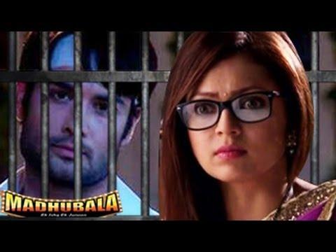 Madhu gets Raju ARRESTED for FORCED ROMANCE in Madhubala EK Ishq Ek Junoon 7th June 2014 EPISODE