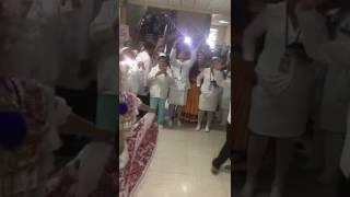 Elegante Baile tipico de Panama