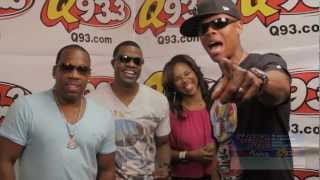 q93 tv exclusive 2nd annual welcome affair with kenny latimore tamia and bell biv devoe