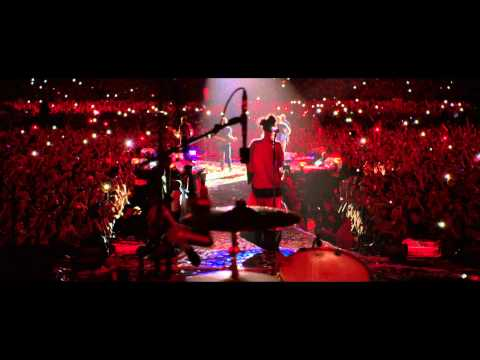 Coldplay ft. Rihanna - Princess Of China (LIVE in DTS-HD 1080p)