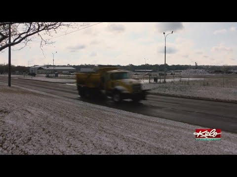 Sioux Falls Street Crews Ready For Weekend Snow