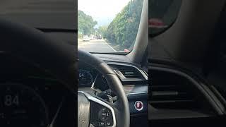Honda Civic 2020 Honda Sensing
