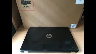 HP 15 BS145TU Laptop - Introduction