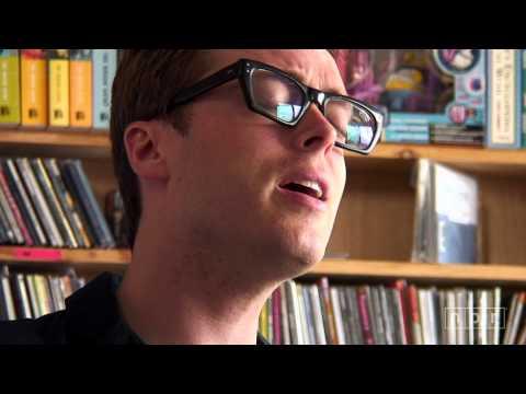 Jeremy Messersmith: NPR Music Tiny Desk Concert