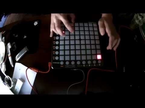 P4R plays Full Mashup Culture (by launchpad Pro)