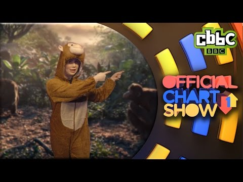 Coldplay 'Adventure Of A Lifetime' Dance Tutorial - CBBC Official Chart Show