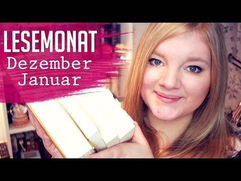 LESEMONATE Dezember & Januar | Monatsrückblick | Laura Evlolle