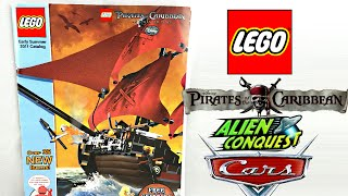 LEGO Early Summer 2011 Catalog - The Dark Ages!