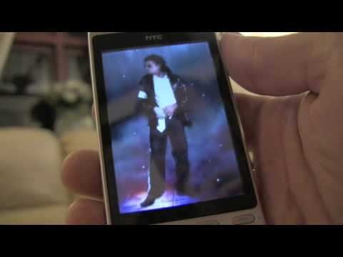 Michael Jackson Lives!!! On Android!!!!