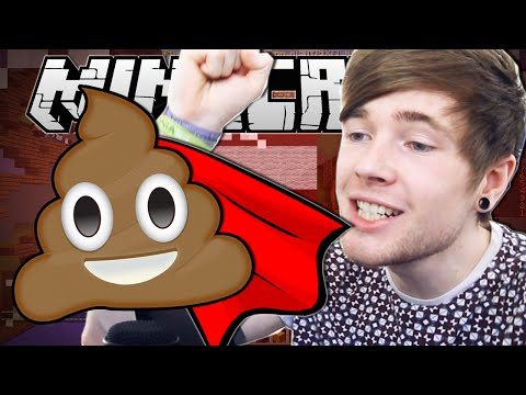 Minecraft | TWO SUPER POOPS?! | Build Battle Minigame