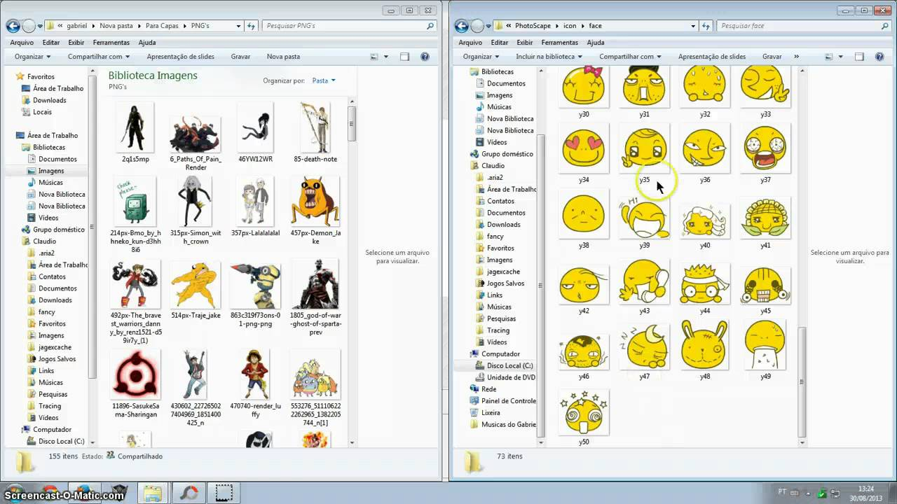 icones para o photoscape