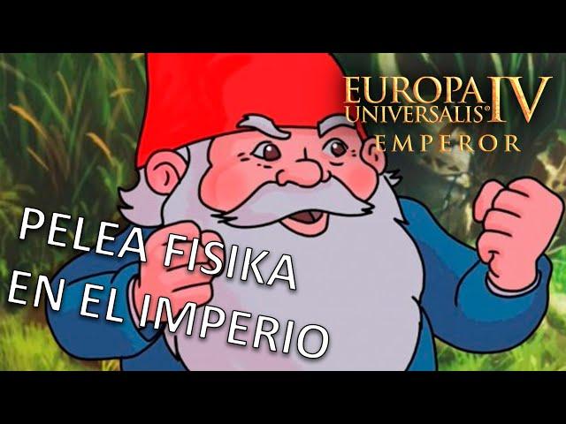 El EMPERADOR se lía A PATADAS | EU4: Emperor con AUSTRIA #10