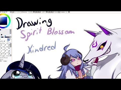 Koi-Art: Spirit Blossom Kindred