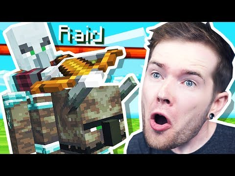 i-was-raided-in-minecraft-hardcore!