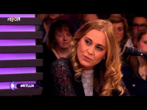 Anouk is banger om ziek te worden - RTL LATE NIGHT