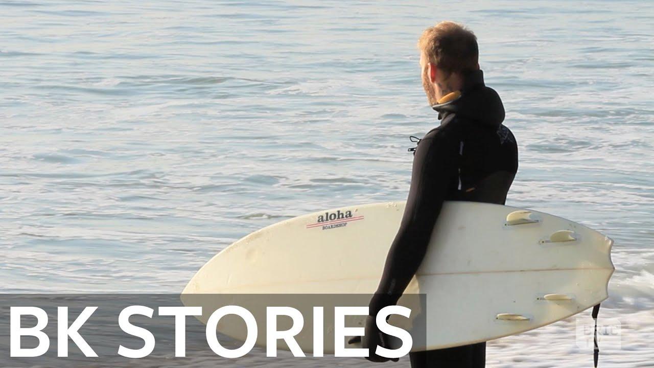Rockaway Beach Winter Surfers BK Stories YouTube - The 7 best beaches for winter surfing