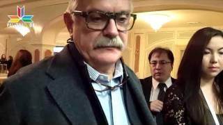 Михалков о встрече с Саакашвили