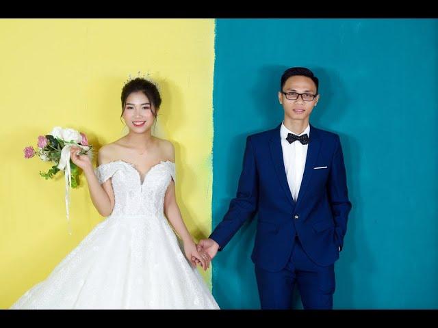Lễ nạp tài và thành hôn: Viết Hải - Thanh Tâm