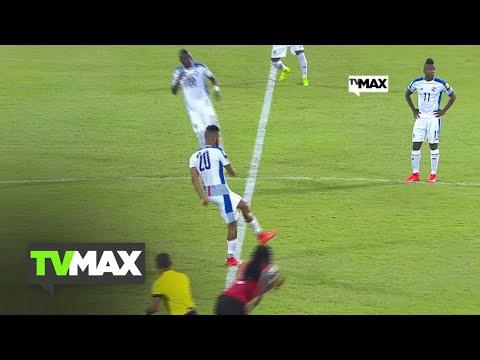 Trinidad y Tobago 1 vs 0 Panamá | Resumen