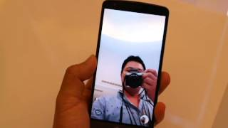 LG G3 A T액션 구동영상