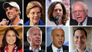 Who's running for president in 2020? Possible Dem candidates