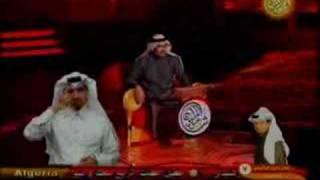ناصر محمد الفراعنة بالدور الاول بشاعر المليون