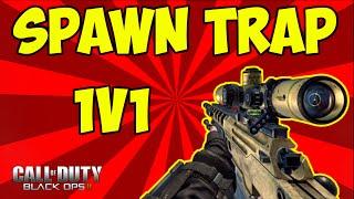 OcEaNzWaVez vs. Imperial_Is_Back | Black Ops 2 1v1 Quick Scope SPAWN TRAP | HD 1080p