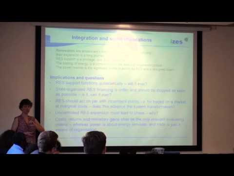 Conference STS Perspectives on Energy - S.7 Media and discourses on Energy I