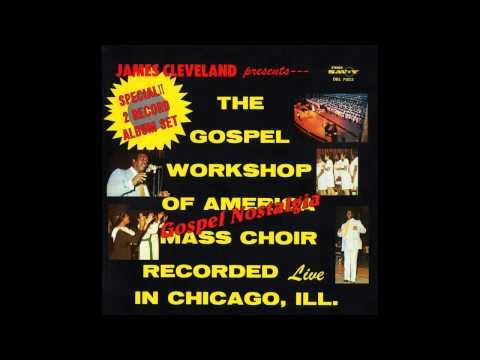 """He's Able"" (1974) Betty Perkins & GMWA Mass Choir"