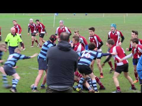 Rugby | Wellington School U15a's vs KES Bath