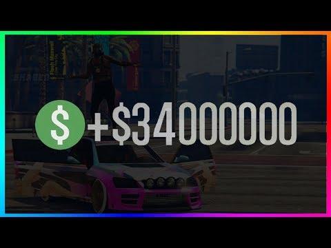 $900,000 PER SEC SOLO GTA 5 MONEY GLITCH.. (unlimited money)