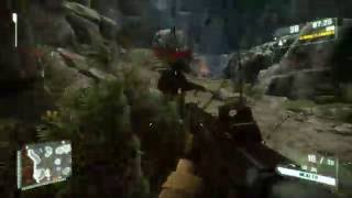 Crysis 3 Multiplayer  Funny Triple Kill  GTX 970, 1080P on PC.