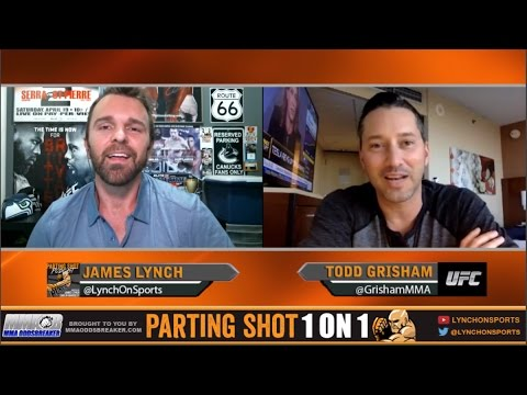 UFC's Todd Grisham talks UFC Halifax experience, broadcasting career and Georges St-Pierre