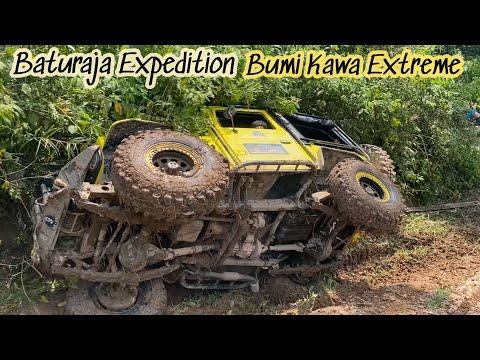 Baturaja Explore Expedition Jalur Bumi Kawa Ekstrim    ADVENTURE 4X4 IOF