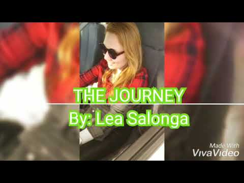 THE JOURNEY BY LEA SALONGA