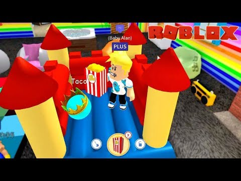 Epic Party Room in MeepCity in Roblox / Gamer Chad Plays