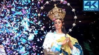 Inmaculada Concepción 2018 - Salida y Paseo de la Sexta - San Francisco