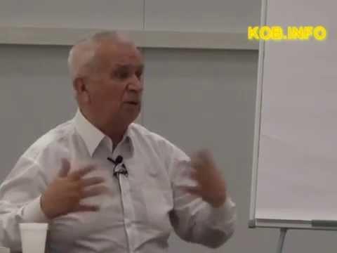 Украина и начало краха Библейского мира