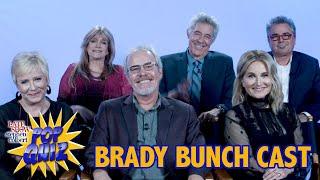 Pop Quiz with The Cast of The Brady Bunch